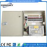 12VDC 20AMP 18channels CCTV-Stromversorgungen-Gerät (12VDC20A18PN)
