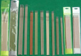De cellulose Staven Aws E6010 van het Lassen van het Type