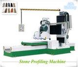 Máquina de corte de pedra automática para caracterização da estrutura porta/janela