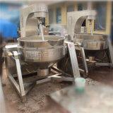 Inclinazione della salsa del sugo che cucina miscelatore planetario
