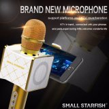 Microfone portátil Handheld sem fio do karaoke do telefone móvel de Bluetooth do melhor preço mini