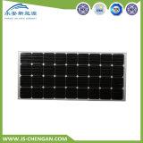 comitato solare del modulo solare monocristallino 150W con 4 righe e 25 anni di corso della vita