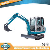 Yrx20f miniexcavadora con alta calidad