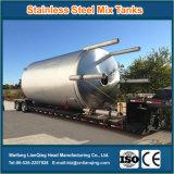 ステンレス鋼の混合タンクの食品等級の品質要求事項を満たしなさい