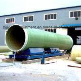 Gre Tubo de epoxi para el suministro de gas