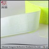 Veste reflexiva do amarelo da fita de PVC