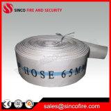 Choisir/double tuyau d'incendie de garniture de PVC de jupe pour le marché du Vietnam