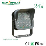 IP66 Proyector LED impermeable al aire libre el proyector (YYST-TGDDZ6-24W)