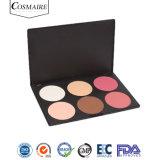 Maquillaje profesional 6 paleta de colores Color Corrector Mineral