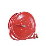 Случай металла толщины красного цвета 1.2mm шкафа вьюрка пожарного рукава