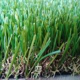 Relvado artificial do gramado da decoração do jardim
