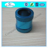 De nauwkeurige Blauwe het Anodiseren Schakelaar van de Adapter van het Aluminium