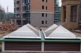 Tente de toit de guichet de lucarne de PC de la lucarne DEL de polycarbonate