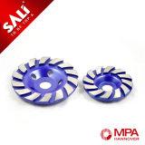 Оптимизированная конструкция и самый лучший абразивный диск диаманта качества