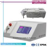 3 em 1 máquina linfática da drenagem do EMS Pressotherapy da pressão de ar