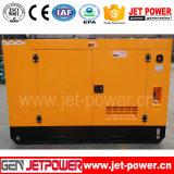молчком тепловозный генератор 10kw с двигателем дизеля Рикардо сени