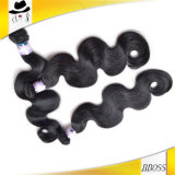 8Aペルーの人間の毛髪は卸売価格を織る