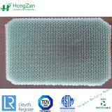 Material de la base del filtro de purificación de aire Filtro de nido de abeja PP