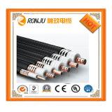 Fita de aço revestida de PVC blindado 35mm do cabo de alimentação