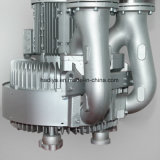 ventilador de alta presión de la aireación 1.5kw para los aeradores de la piscicultura