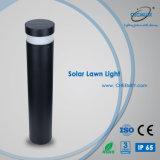 LED haute Lumens Bollard Pelouse lumière solaire pour le jardin