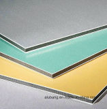 parete divisoria ASP, comitato composito di alluminio (ALB-081) di 3mm/4mm/5mm/6mm