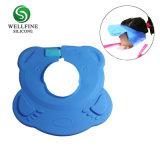 デザイン柔らかさおよび快適なシリコーンのベビーシャワーの帽子の作成