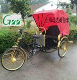 인적자원 전송자 세발자전거 3wheels
