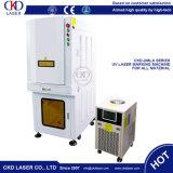 Macchina UV della marcatura del laser del Ce 355nm per il cavo di collegare elettrico