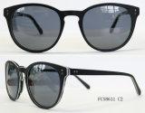 Eyeglasses do frame dos óculos de sol do acetato dos homens e das mulheres