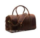女性のための美しいデザイン実質の革週末旅行袋の短期旅行用かばん