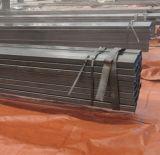 Tubo de acero soldado negro hueco cuadrado de carbón de la sección de ASTM A500