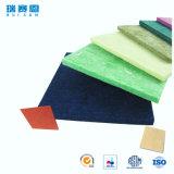 L'écran antibruit le meilleur marché de fibre de polyester du produit 2440*1220*9mm pour le propriétaire de feedback