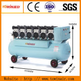 High Pressure Oil-Free Air Compressor High Flow for Sale (TW1100-6)