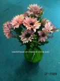 Girasole artificiale/di plastica/di seta Bush (XF-FD09) del fiore