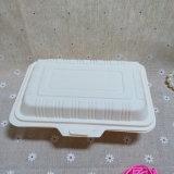 コーンスターチの食品包装ボックスに生物分解性の食糧容器を取りなさい
