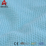 Tissu 100% de nettoyage de Microfiber de polyester pour la cuisine