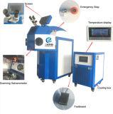 YAG는 Laser 납땜 기계 300W 400W Laser 용접 기계 가격을 딱 들어맞는다