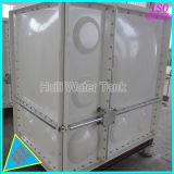 La flexibilité en matière plastique rectangulaire GRP/SMC/PRF Sotrage réservoir d'eau