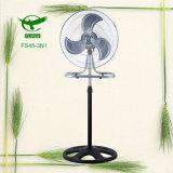 Алюминиевый вентилятор стойки вентиляции охлаждения на воздухе 18inch лезвий