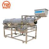 回転式ローラーの自動食糧Flavoringおよび乾燥機械