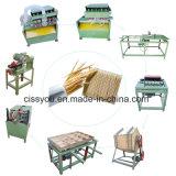低価格の機械を作る木製のつまようじの箸のタケ香