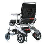 1 Segundo Poder plegable silla de ruedas eléctrica, portátil silla de ruedas