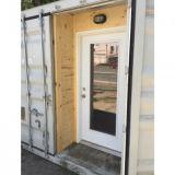 Container molto piccolo baracca/della Camera
