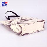 Handgemacht Firmenzeichen-Geschenk-Papierbeutel mit Plastikseil kundenspezifisch anfertigen