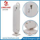 Pc de 46 LED recargable luz de emergencia