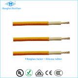 Silicone van uitstekende kwaliteit 12 14 16 de Kabel van 18 Maat