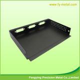Allegato da tavolino di alluminio della lamiera sottile HDD