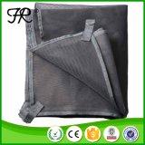 灰色カラー屋外のFoldableポリエステルピクニック毛布