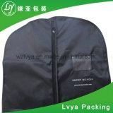 昇進のカスタム黒いプラスチックPEVAスーツカバー衣装袋